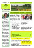 Le Petit BRIE N°01 – août 2008