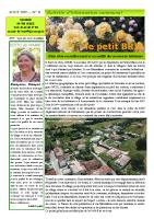 Le Petit BRIE N°11 – août 2019