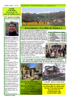 Le Petit BRIE N°06 – avril 2012