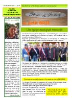 Le Petit BRIE N°09 – octobre 2014